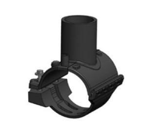 Патрубок-накладка Ø90 x 32 мм ПЭ100 SDR 11